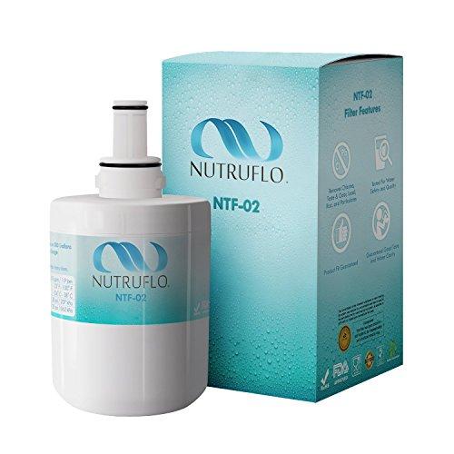 NTF Aqua-Pure Plus DA29-00003A DA29-00003B DA29-00003G Refrigerator Water Filter