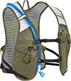 CamelBak Chase Bike Vest 50 oz Hydration Pack, Burnt Olive/Lime Punch Review