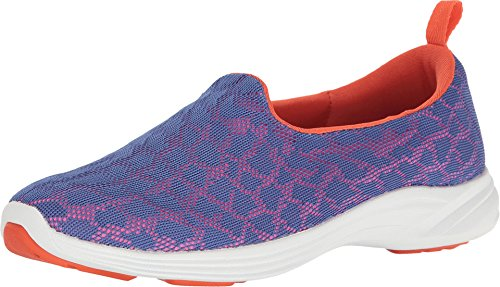 Vionic Women's Orthotic Mesh Shoes Slip-on Sneakers Agile Hydra Purple (10, Medium)