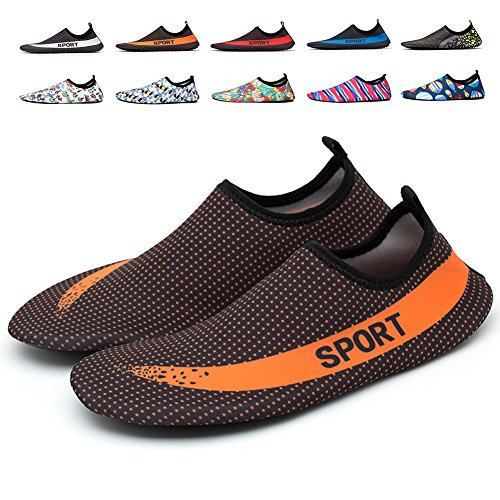 Outdoor Quick-Dry Water Shoes For Men Women Couple 350 v2 Stretchy Durable Sole Barefoot Beach Yoga Aqua Socks For Pool