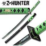 Zombie Hunter Blood Splatter Samurai Sword ZB026