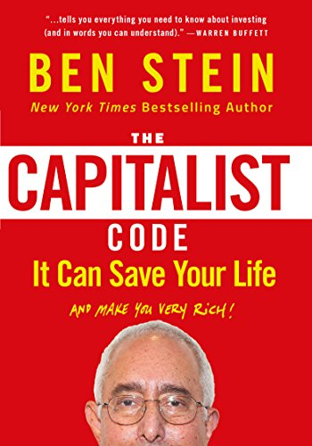 The Capitalist Code: It Can Save Your Life and Make You Very Rich cover