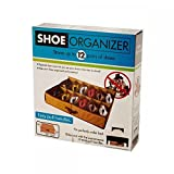 Kole Imports OD918 Under Bed Shoe Organizer