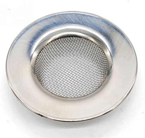 Bathtub Hair Catcher Stopper Shower Drain Hole Filter Trap Metal Sink StrainODUS