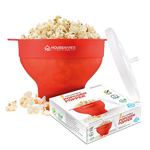 Make Your Own Popcorn in the Microwave!