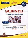 Golden Science A book with difference Class- 9