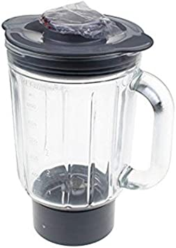 KENWOOD - Blender bowl GLASS - AT283 KM282/85/86/87 - KW714224: Amazon.es