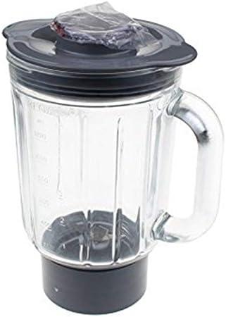KENWOOD - Blender bowl GLASS - AT283 KM282/85/86/87 - KW714224: Amazon.es