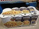 Goya chick peas garbanzos 8 pk.