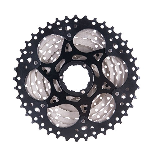 Ztto 9 Speed Cassette 11-40 T for Shimano Hub Mountain Bike MTB Bicycle by Ztto (Image #4)