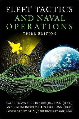 Amazon com: Fleet Tactics And Naval Operations, Third Edition (Blue