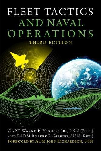 Fleet Tactics And Naval Operations, Third Edition (Blue & Gold Professional - Us Operations Naval