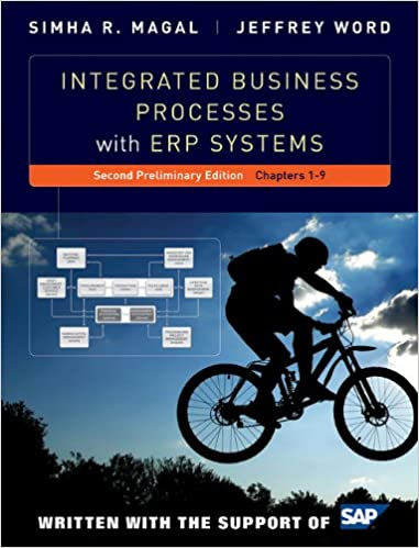 Amazon.com: Integrated Business Processes with ERP Systems ...