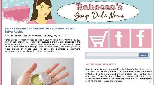 Natural Skin Care Blog