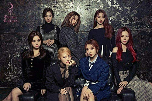 K Pop Dream Catcher 4th Mini Album The End Of Nightmare Instability Version Music Cd Folded Poster Photo Book Photo Cards Transparent