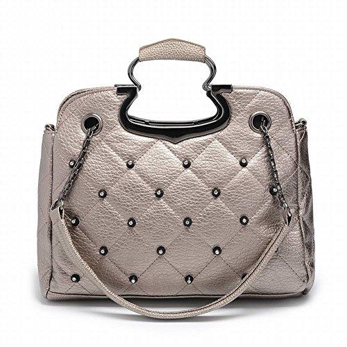 bf621180baae2 Handtaschen Fashion Handtasche Einfache Umhängetasche