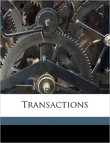 Ebook lataa ilmainen pdf Transactions PDB 1178246361