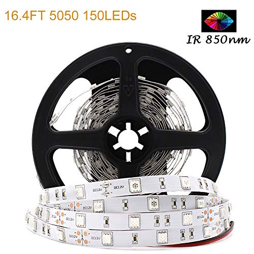 Infrared 850Nm 5050 Led Strip Light