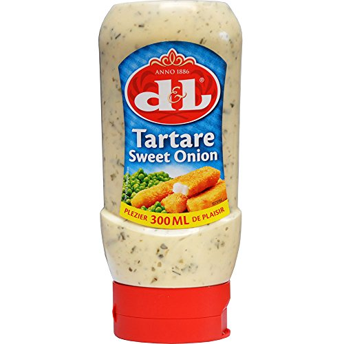Devos Lemmens Tartare Sweet Onion Sauce 300ml.