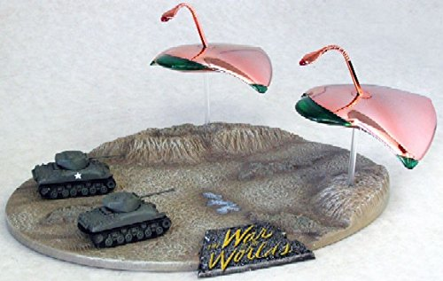 Pegasus Hobbies 9002 1/144 War of the Worlds Diorama from Pegasus Hobbies