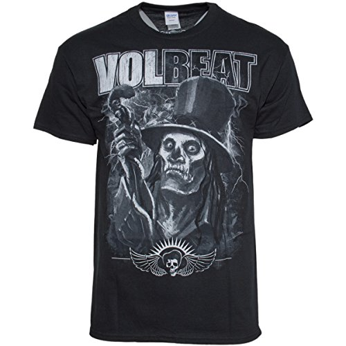 Volbeat Revenge of Ghede T-SHIRT