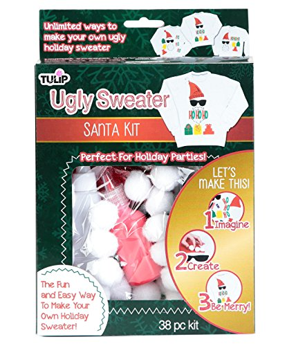 Tulip Hipster Ugly Sweater Santa Kit