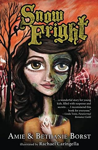 book cover of Snow Fright