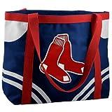 MLB Boston Red Sox Navy Blue Large Canvas Tote Bag