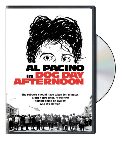 DVD : Dog Day Afternoon (Full Frame, Widescreen, Subtitled, Eco Amaray Case, Repackaged)