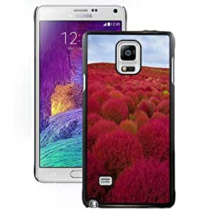 Fashion DIY Custom Designed Samsung Galaxy Note 4 Phone Case For Red Woods Phone Case Cover