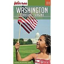 WASHINGTON 2018/2019 Petit Futé (City Guide) (French Edition)