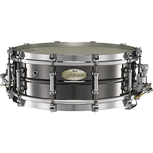 Pearl Philharmonic Brass Concert Snare Drum 14 x 5 in.