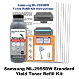 Samsung ML-2955DW Standard Yield Toner Refill Kit, Office Central