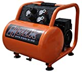 125 psi portable air compressor - EMAX Compressor HP15P005SS HULK 1.5Hp Silent Air Portable Compressor, 125 Psi, 5 gallon