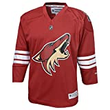 NHL Phoenix Coyotes Replica Youth Jersey, Red, Large/X-Large