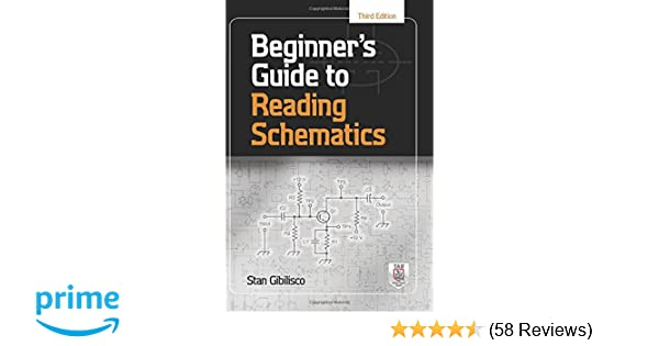 Reading schematics guide wire center beginner s guide to reading schematics third edition stan rh amazon com basic schematic reading bobcat hydraulic schematic ccuart Image collections