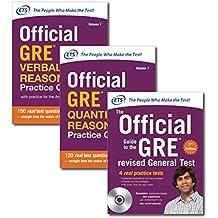 Official GRE Super Power Pack (Test Prep)