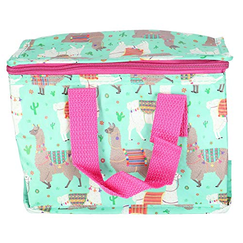 Amazon.com: Sass & Belle Novelty Fashion Print Insulated Lunch Bag, Llama: Clothing