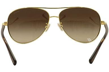 80828b5cc7 ... sweden amazon coach womens 0hc7072b 59mm gold dark tortoise dark brown gradient  sunglasses clothing 871b2 3aa02