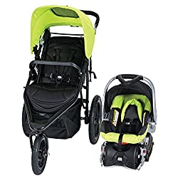 Baby Trend Stealth Jogger Travel System Willow