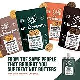 SuperFat Cookies Keto Snack Low Carb Food Cookies