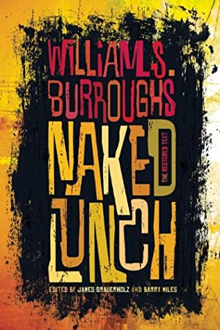 book cover of Naked Lunch