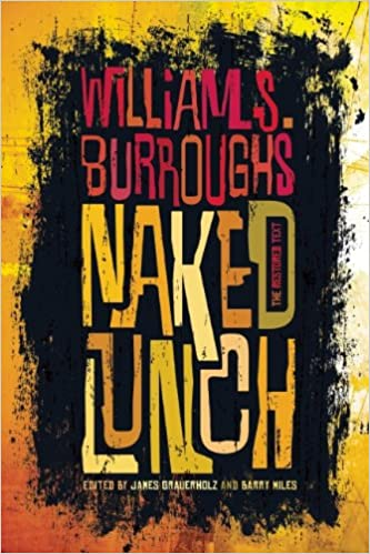 William s burroughs naked lunch