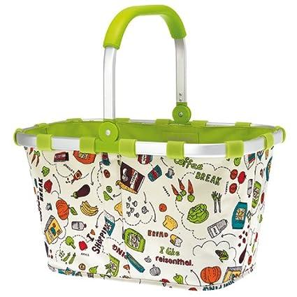 Carry Bag Reisenthel Germany Collapsible Bag Or Market Basket I Like Shopping