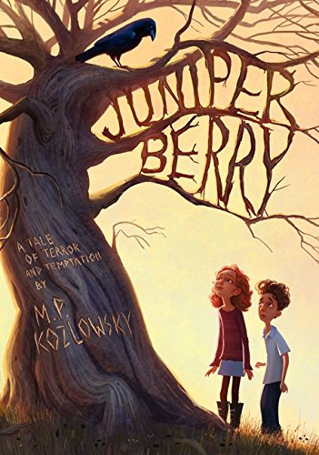 Juniper Berry book