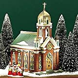 Department 56 Holy Name Church