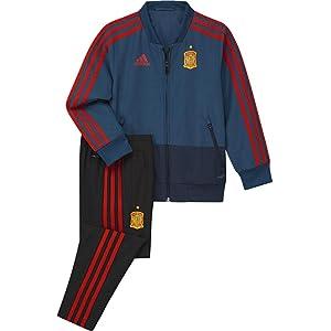 adidas Fef PES Suit Traje de Chándal Selección de España 2016 ...