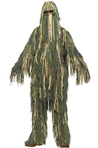 Camouflage Halloween Costumes (Ghillie Suit Kids Costume)