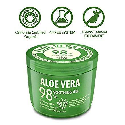 Aloe Vera Face Mask For Acne - 9