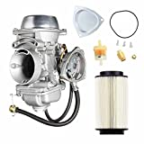 Carburetor w/Air Filter for Polaris Sportsman 500 4X4 HO 2001 2002 2003 2004 2005 Carb